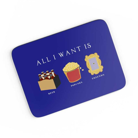 All I Want A4 Mousepad Online India