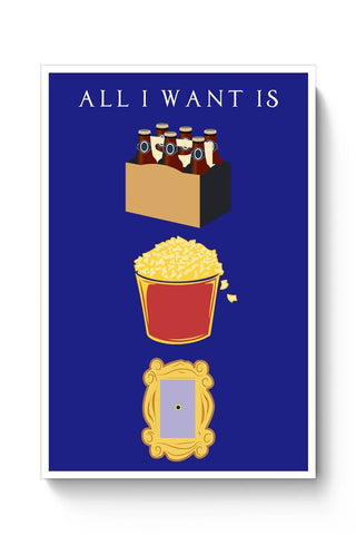 All I Want Poster Online India