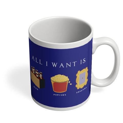 All I Want Coffee Mug Online India