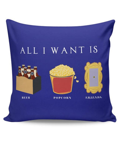 All I Want Cushion Cover Online India