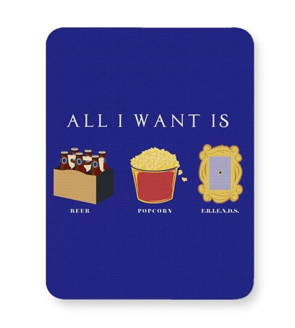All I Want Mousepad Online India