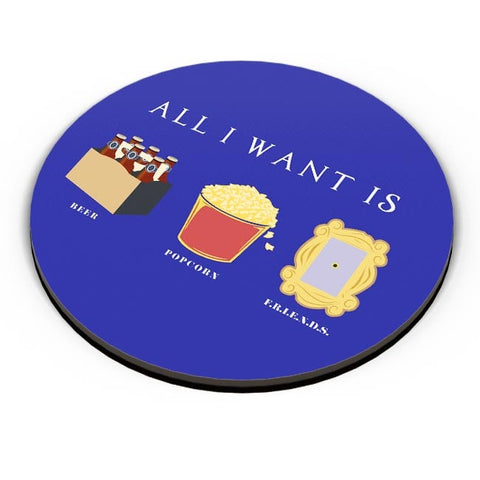All I Want Fridge Magnet Online India