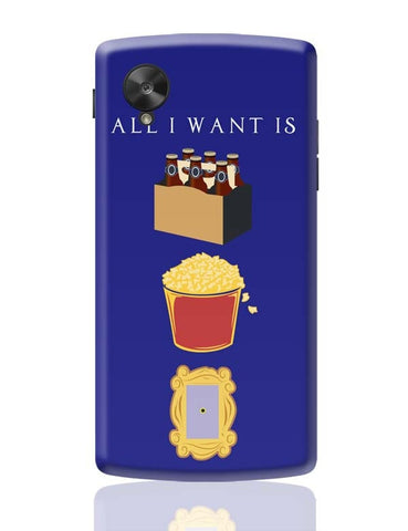 All I Want Google Nexus 5 Covers Cases Online India