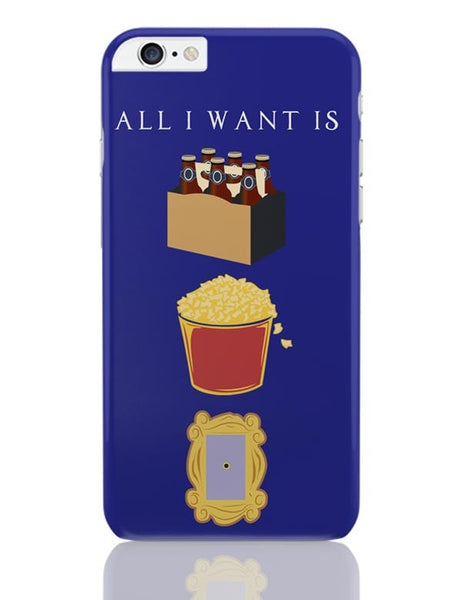 All I Want iPhone 6 Plus / 6S Plus Covers Cases Online India