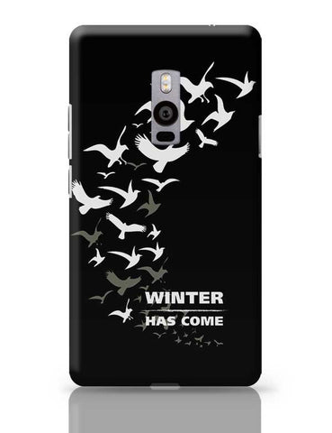 Winter Has Come OnePlus Two Covers Cases Online India