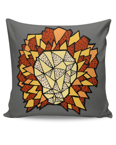 Facets of Leo Cushion Cover Online India