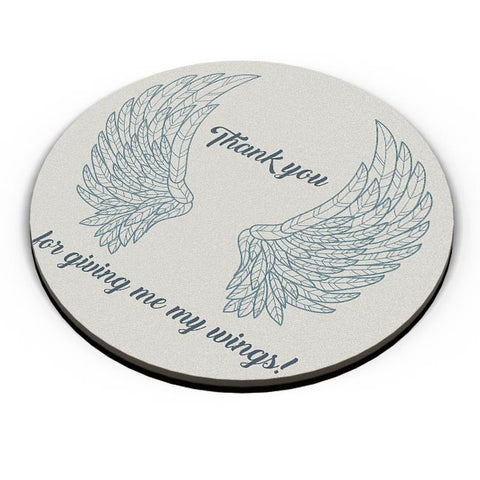 My Wings Fridge Magnet Online India