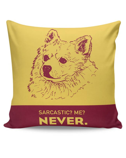 Sarcastic SOB1 Cushion Cover Online India