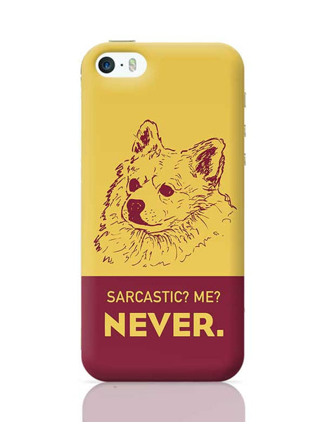 Sarcastic SOB1 iPhone 5/5S Covers Cases Online India