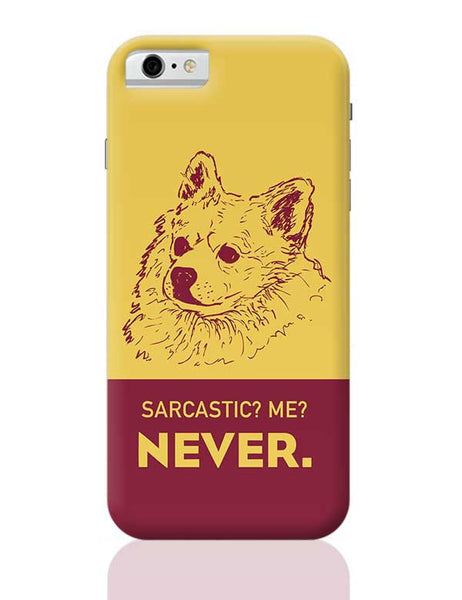 Sarcastic SOB1 iPhone 6 6S Covers Cases Online India
