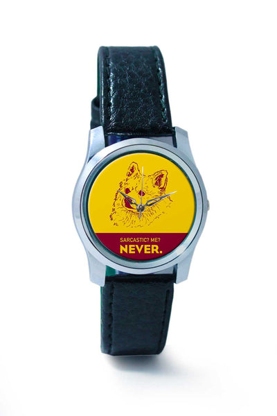 Women Wrist Watch India | Sarcastic SOB1 Wrist Watch Online India