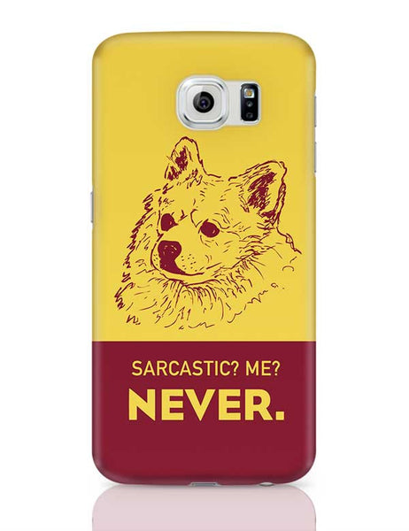 Sarcastic SOB1 Samsung Galaxy S6 Covers Cases Online India