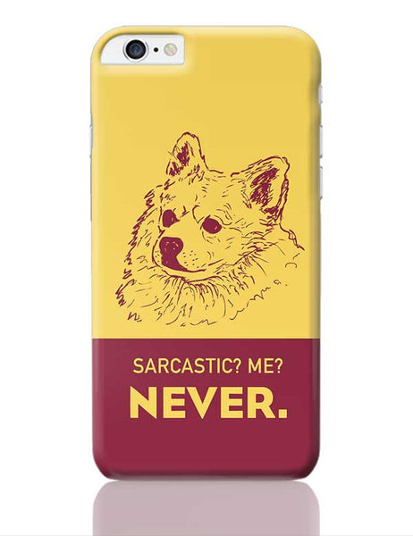 Sarcastic SOB1 iPhone 6 Plus / 6S Plus Covers Cases Online India