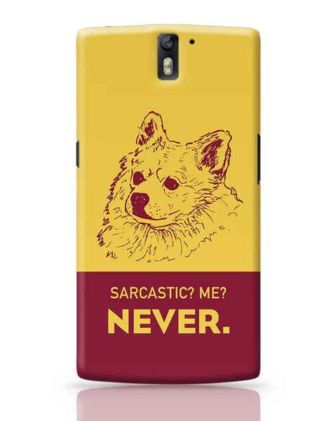 Sarcastic SOB1 OnePlus One Covers Cases Online India