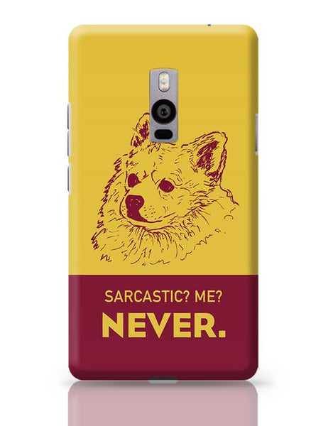 Sarcastic SOB1 OnePlus Two Covers Cases Online India