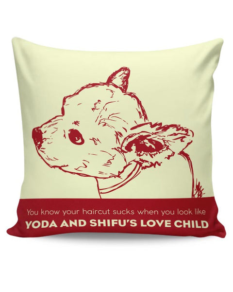 Sarcastic SOB3 Cushion Cover Online India