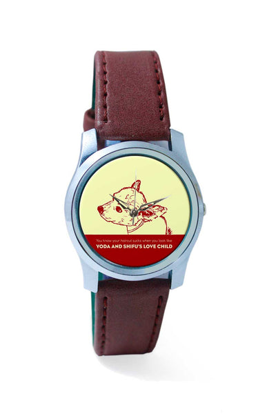 Women Wrist Watch India | Sarcastic SOB3 Wrist Watch Online India