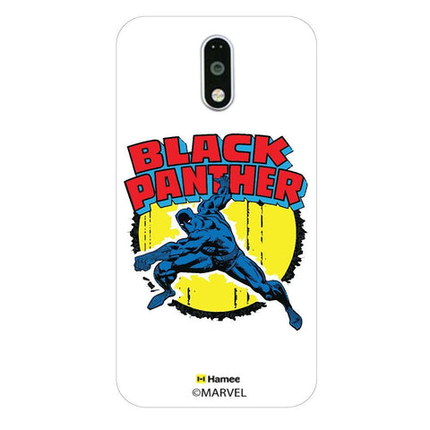 Black Panther Colour  Moto G4 Plus Case Cover