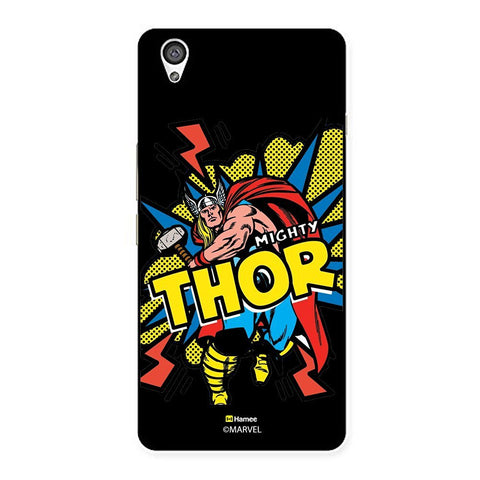 Black Thor Pop  Oneplus X Case Cover