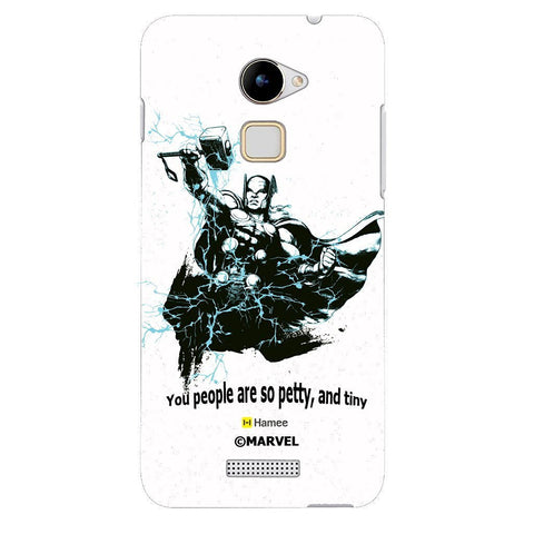 Thor Sketch White Coolpad Note 3 Cover