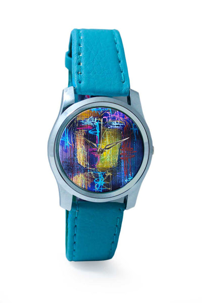 Women Wrist Watch India | Spaghetti Face 3 Wrist Watch Online India