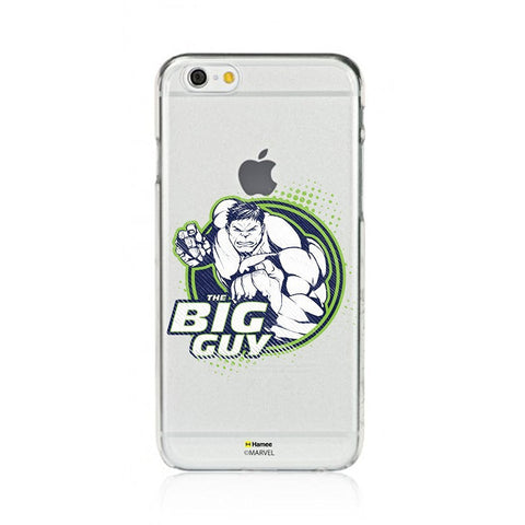The Big Guy Clear iPhone 5 / 5S Case Cover