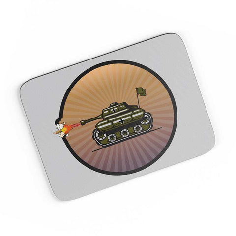 Tank A4 Mousepad Online India