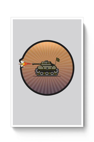 Tank Poster Online India