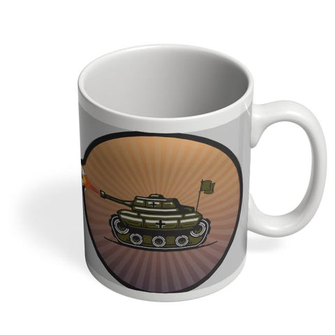 Tank Coffee Mug Online India