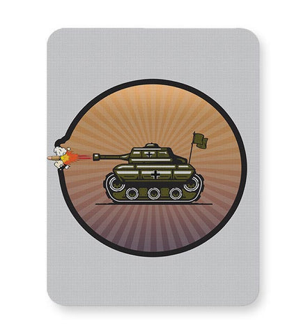 Tank Mousepad Online India