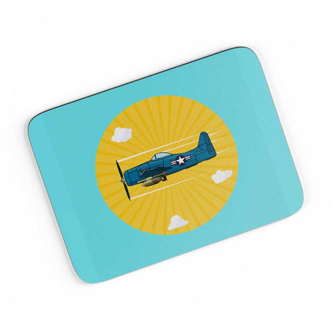 Grumman F8F Bearcat A4 Mousepad Online India