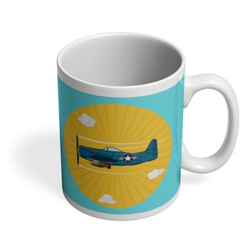 Grumman F8F Bearcat Coffee Mug Online India