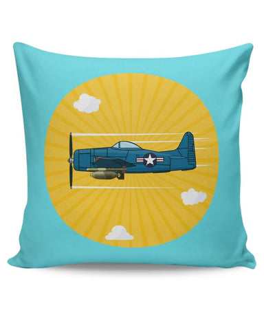 Grumman F8F Bearcat Cushion Cover Online India