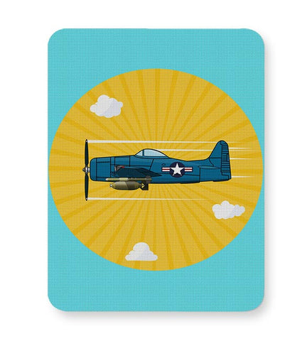 Grumman F8F Bearcat Mousepad Online India