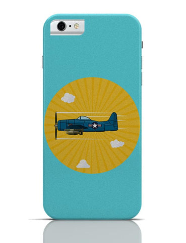 Grumman F8F Bearcat iPhone 6 / 6S Covers Cases