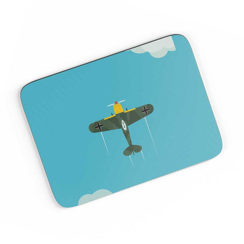Luftwaffe Plane A4 Mousepad Online India
