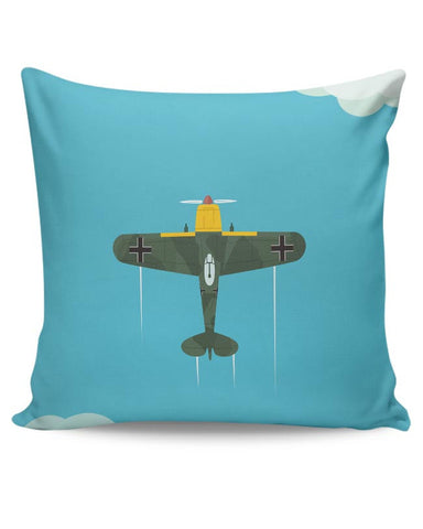 Luftwaffe Plane Cushion Cover Online India