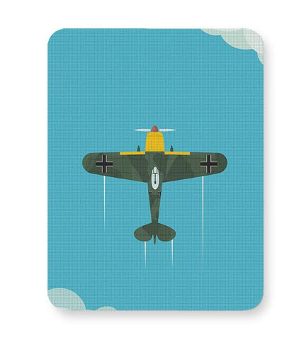 Luftwaffe Plane Mousepad Online India