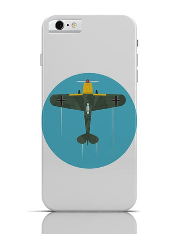 Luftwaffe Plane iPhone 6 / 6S Covers Cases