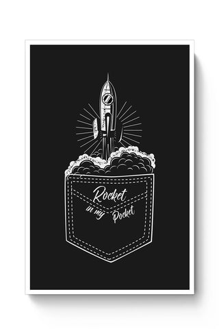 Buy rocket in my pocket Poster