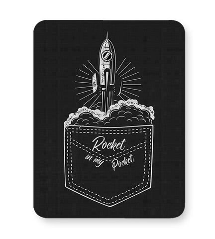 rocket in my pocket Mousepad Online India