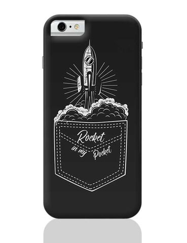 rocket in my pocket iPhone 6 / 6S Covers Cases