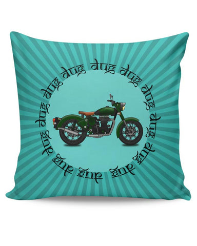 royal enfield bike Cushion Cover Online India