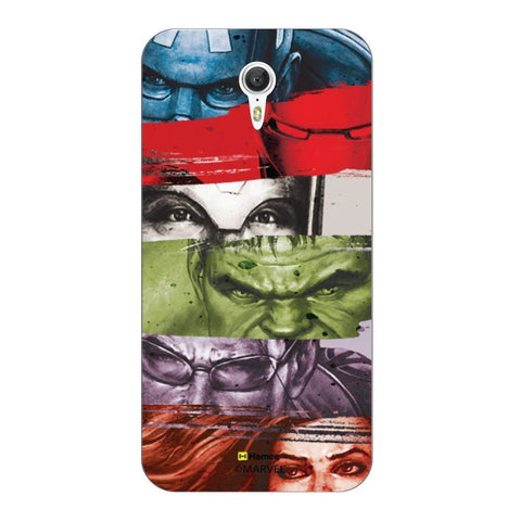 Team Avengers 2 Lenovo Zuk Z1 Case Cover
