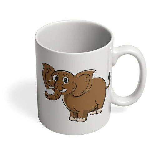Cute Elephant Coffee Mug Online India