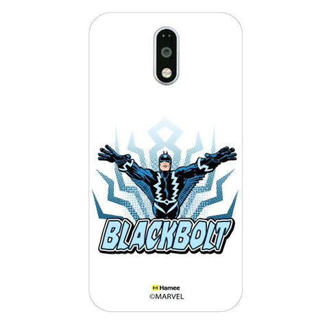 Black Bolt Moto G4 Plus/G4 Case Cover