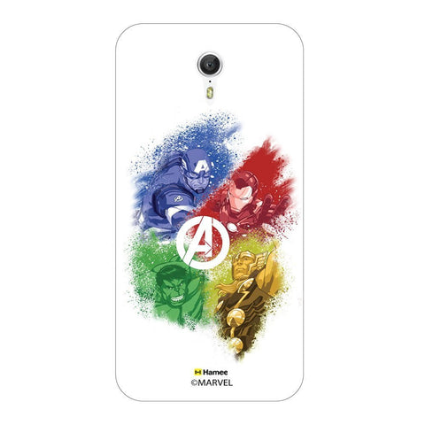 Team Avengers 1 Lenovo Zuk Z1 Case Cover