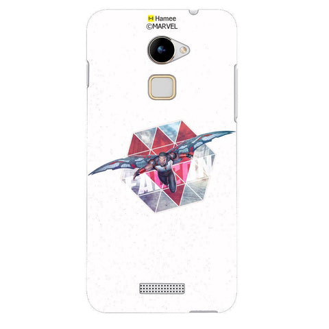 Falcon White Coolpad Note 3 Lite Case Cover