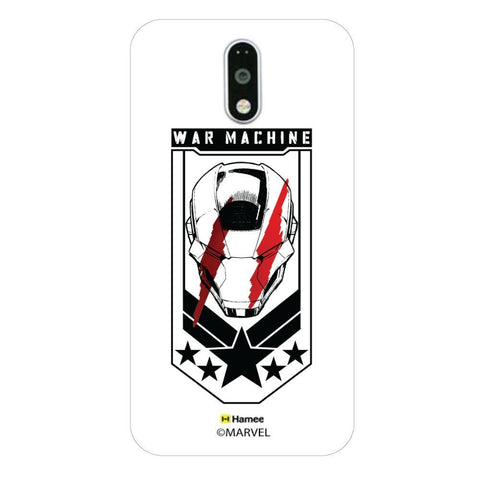 War Machine from Iron Man Moto G4 Plus/G4 Case Cover