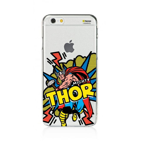 Thor Pop Clear iPhone 6S/6 Case Cover
